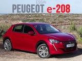 Peugeot e-208 50 kWh 136 Allure 2019