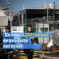 Quels sont les produits chimiques qui ont brûlé à l'usine Lubrizol de Rouen ?