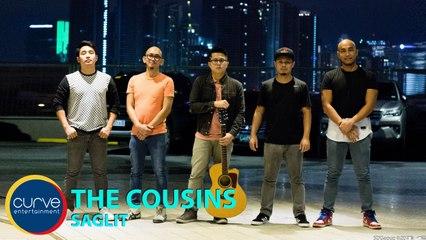 The Cousins - Saglit - Official Lyric Video