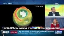 Objectif Terre : Le trou de la couche d'ozone de plus en plus petit - 02/10