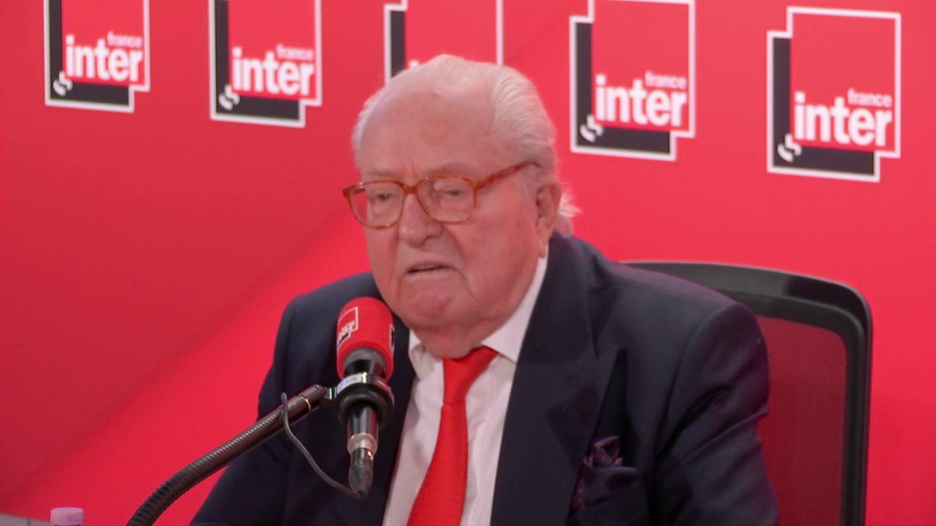 Jean-Marie le Pen, fondateur du Front National, à propos de Marion Maréchal qui ne se présentera pas