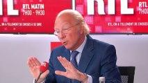 """Bygmalion : """"Nicolas Sarkozy n'est pas poursuivi"""", selon Brice Hortefeux sur RTL"""