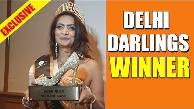 Homemaker Shaloo Jindal wins Delhi Darlings