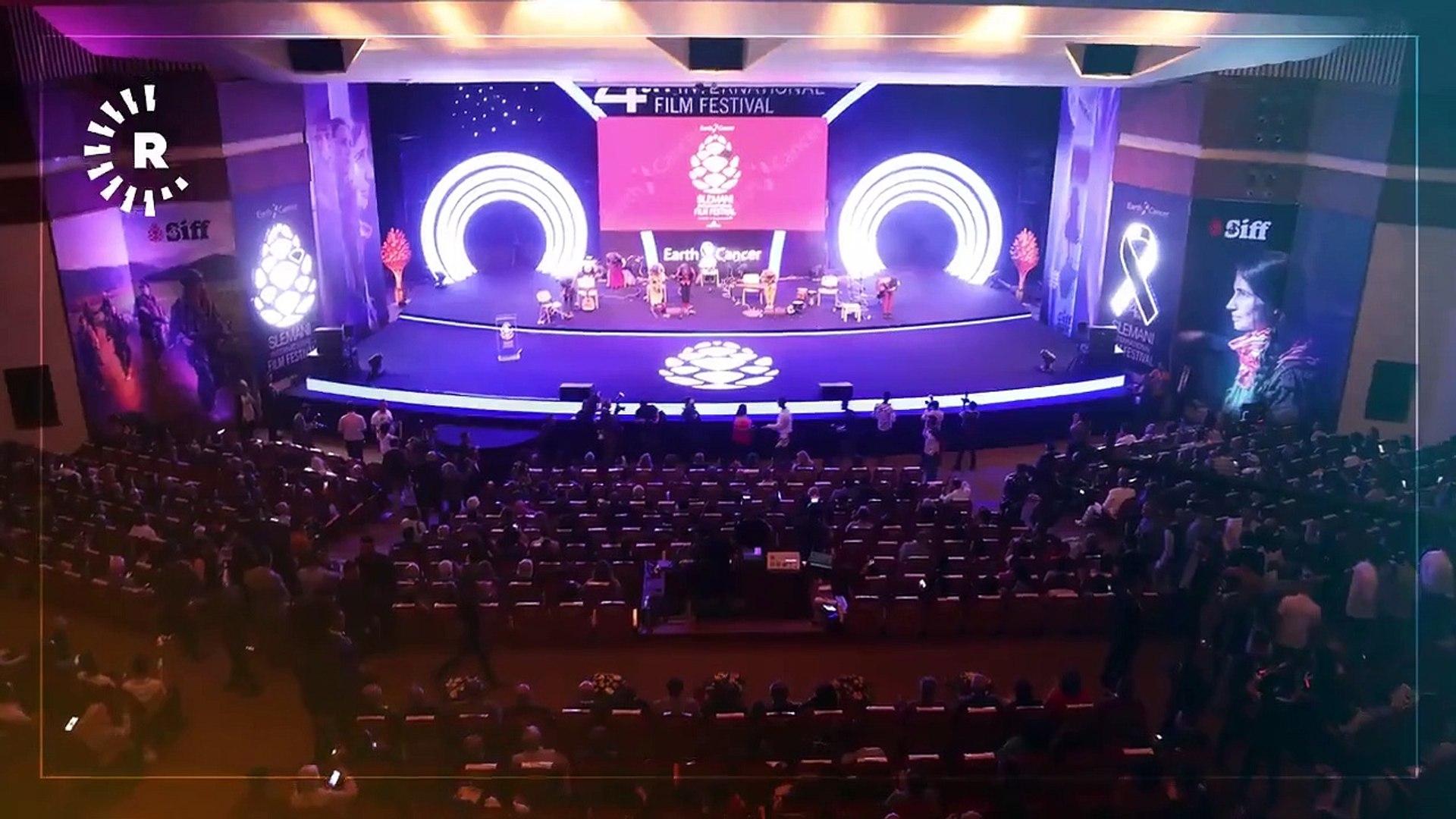 4. Süleymaniye Film Festivali başladı; 57 ülkeden 150'den fazla haber gösterilecek