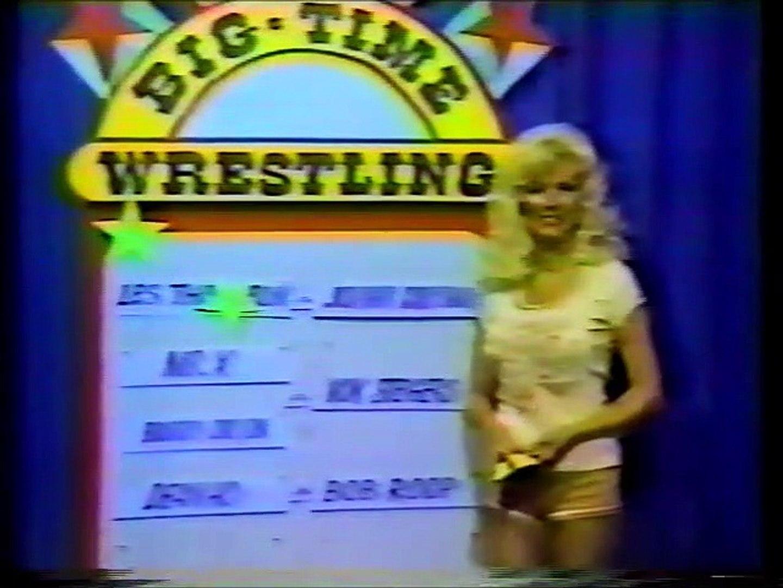 The Von Steigers vs Barry Orton/Ted Heath (Big Time Wrestling November 1978)
