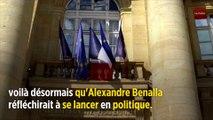 Alexandre Benalla candidat aux élections municipales en Seine-Saint-Denis ?