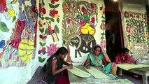 Madhubani Paintings Documentary | Razzmatazz Films