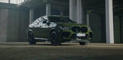 VÍDEO: BMW X6 M Competition, el SUV se radicaliza