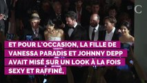 PHOTOS. Lily-Rose Depp envoûtante avec un décolleté vertigineux au côté de Timothée Chalamet