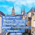 À Bayeux, une nouvelle tapisserie fait fureur : la tapisserie Game of Thrones