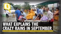 Why India Saw Extreme Rains During Tail-end of Monsoons