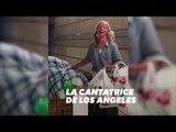 Cette cantatrice sans abri à Los Angeles a suscité un vent de solidarité