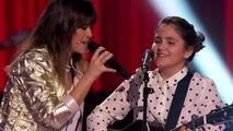 Isabel Marsal canta 'Borracha de amor' con Vanesa Martín en 'La Voz Kids'