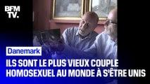 Ces Danois sont le plus vieux couple homosexuel au monde à s'être unis