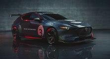VÍDEO: Mazda3 TCR, listo para la acción al más alto nivel