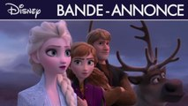 La Reine des Neiges 2 - Nouvelle bande-annonce _ Disney - Full HD