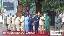 An 61  de l'indépendance de la Guinée :  une célébration a minima à Conakry