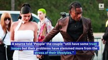 Kylie Jenner and Travis Scott Are 'Taking Some Time Apart'