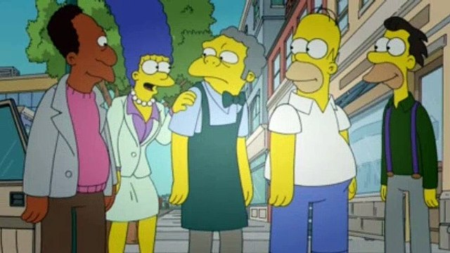 The Simpsons Season 24 Episode 19 - Whiskey Business