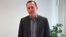 Christophe Coquelet, candidat UDI aux Municipales 2020 à Bourg