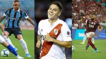 A seleção dos mais valiosos das semis da Libertadores