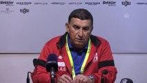 Balıkesirspor-Boluspor maçının ardından - Mustafa Ati Göksu/Osman Özköylü - BALIKESİR