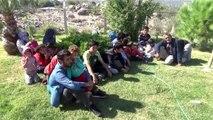 24 düzensiz göçmen yakalandı - ÇANAKKALE