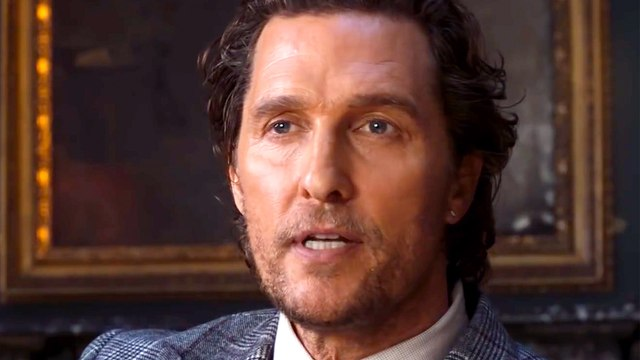 The Gentlemen with Matthew McConaughey - Official Trailer