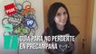 """""""Guía para no perderte en precampaña"""", por Marta Flich"""