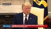 Trump Calls Schiff a 'Low-Life' Who Should Resign