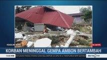 36 Orang Meninggal Dunia Akibat Gempa Ambon