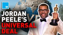 Jordan Peele inks big, five-year deal with Universal Pictures