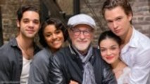 Steven Spielberg's 'West Side Story' Wraps Production | THR News