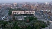 تقرير عن العراق في مقدمة حلقة محمد السالم ورحمة رياض الخاصة في صدى الملاعب