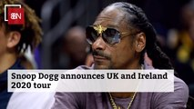 Snoop Dogg Goes Across The Pond
