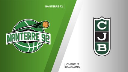 7Days EuroCup Highlights Regular Season, Round 1: Nanterre 85-78 Joventut