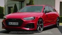 Update für den Audi RS 4 Avant Trailer