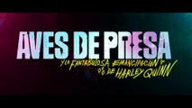 AVES DE PRESA (2020) Trailer VO - SPANISH