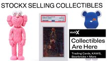 Stockx Selling Collectibles From KAWS , BAPE & MORE