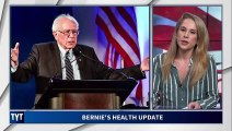 Bernie Sanders Hospitalized (UPDATE)