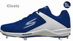 Clayton Kershaw's First Signature Cleats/Shoes With Skechers