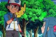 Pokemon S16E12 New Places    Familiar Faces