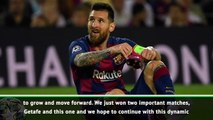 My relationship with Griezmann is good - Messi