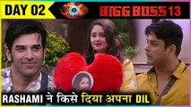 Rashmi Desai CHOOSES Paras Chhabra Over Siddharth Shukla | Bigg Boss 13 Episodic Update