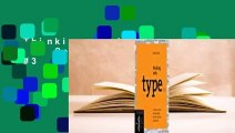 Thinking With Type  Best Sellers Rank : #3