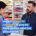 Le paracétamol et l'ibuprofène bientôt plus en libre accès à la pharmacie ?