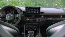 Der neue Audi RS 4 Avant - Vernetztes Cockpit - das Interieur