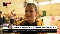 Le sport de combat MMA va-t-il bientôt être légalisé en France ?