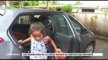 Enfants défavorisés cherchent marraines