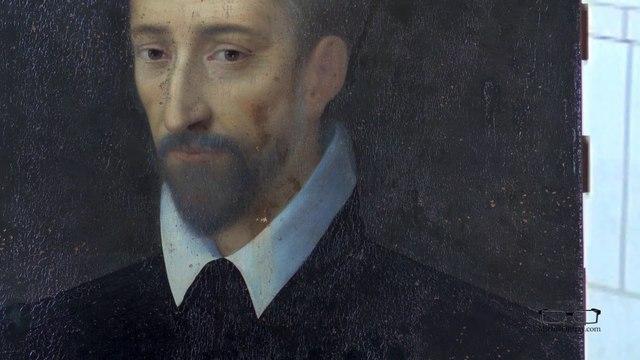 Machiavel peint par Vinci ? Visite de Michel Onfray au château de Valençay